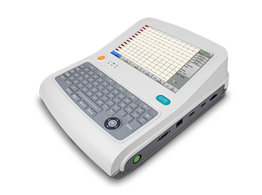 IE-12  Digital 12-channel ECG